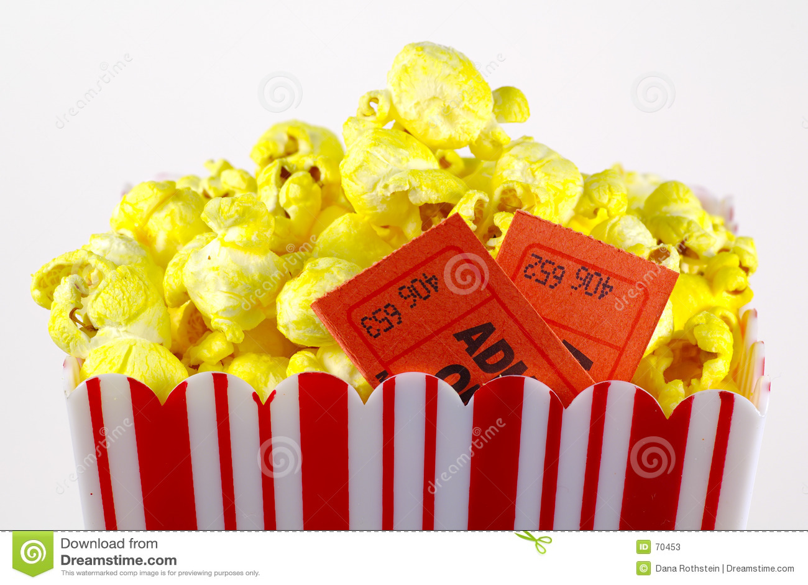 3 popcorn