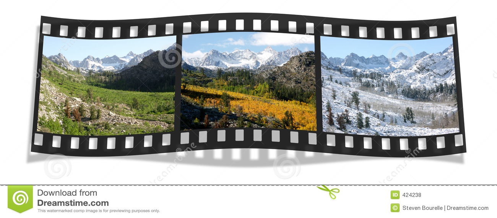 3 Seasons Film Strip