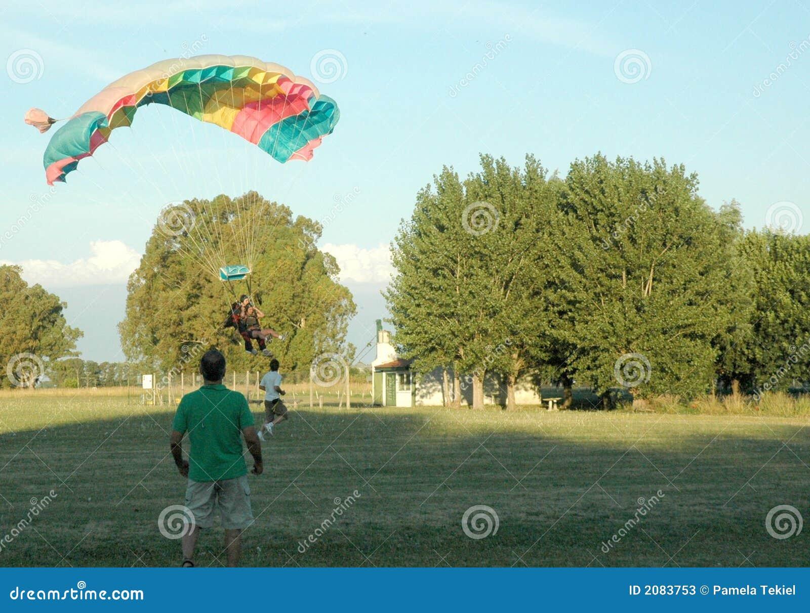 3 spadochroniarstwo