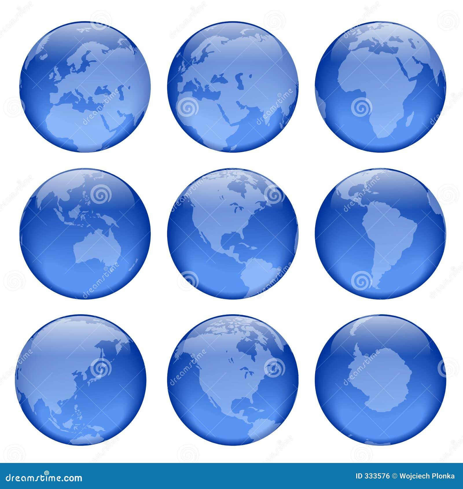 3 uwagi na globus