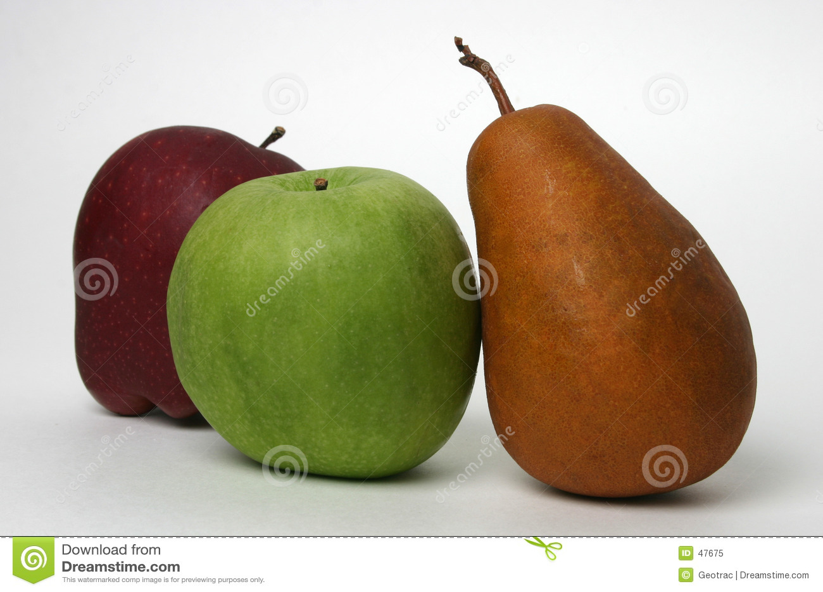 3 vruchten om arts weg te houden