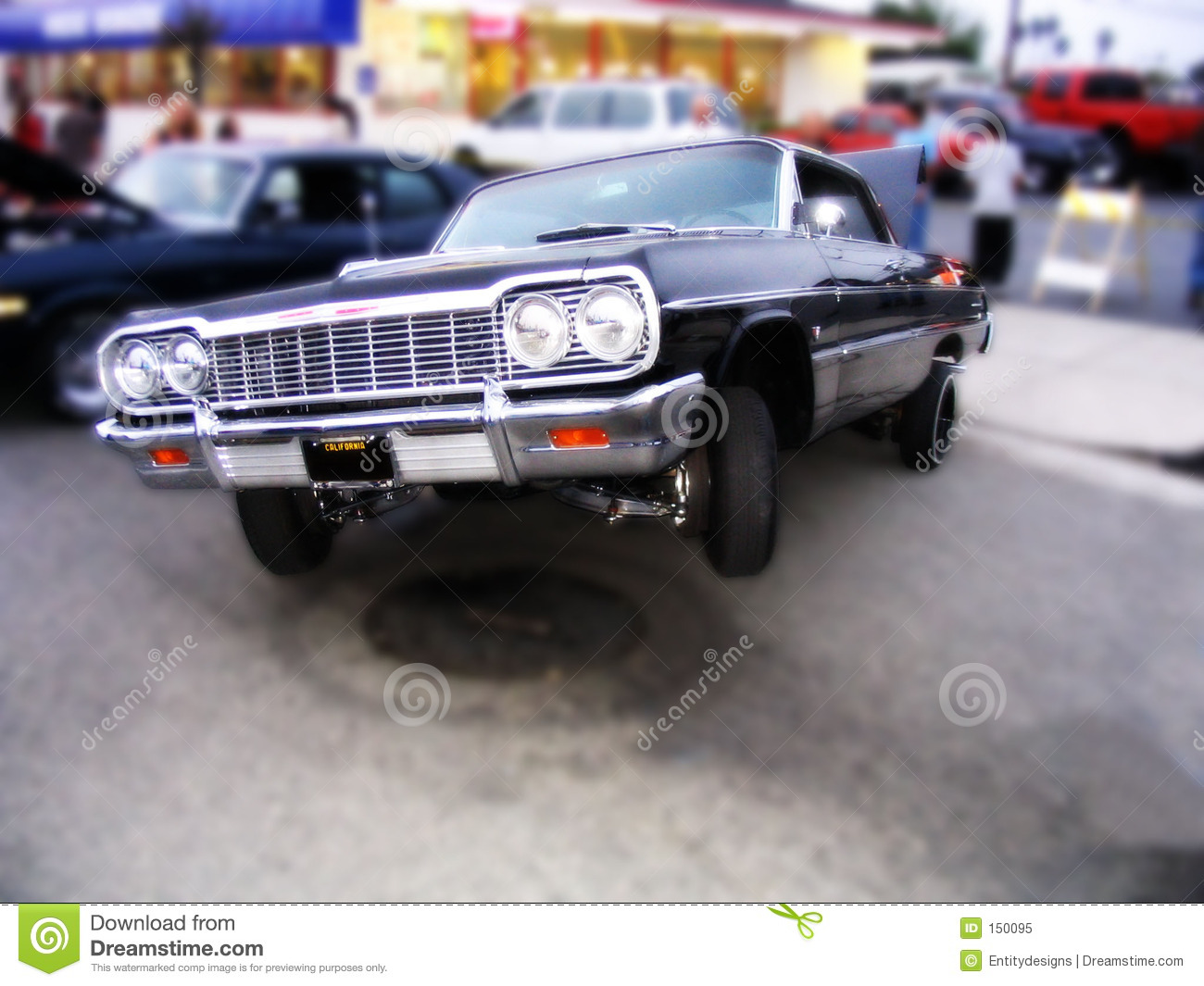 Lowrider Rims And Tires >> 3 Wheel Motion stock image. Image of raza, lowrider, three - 150095