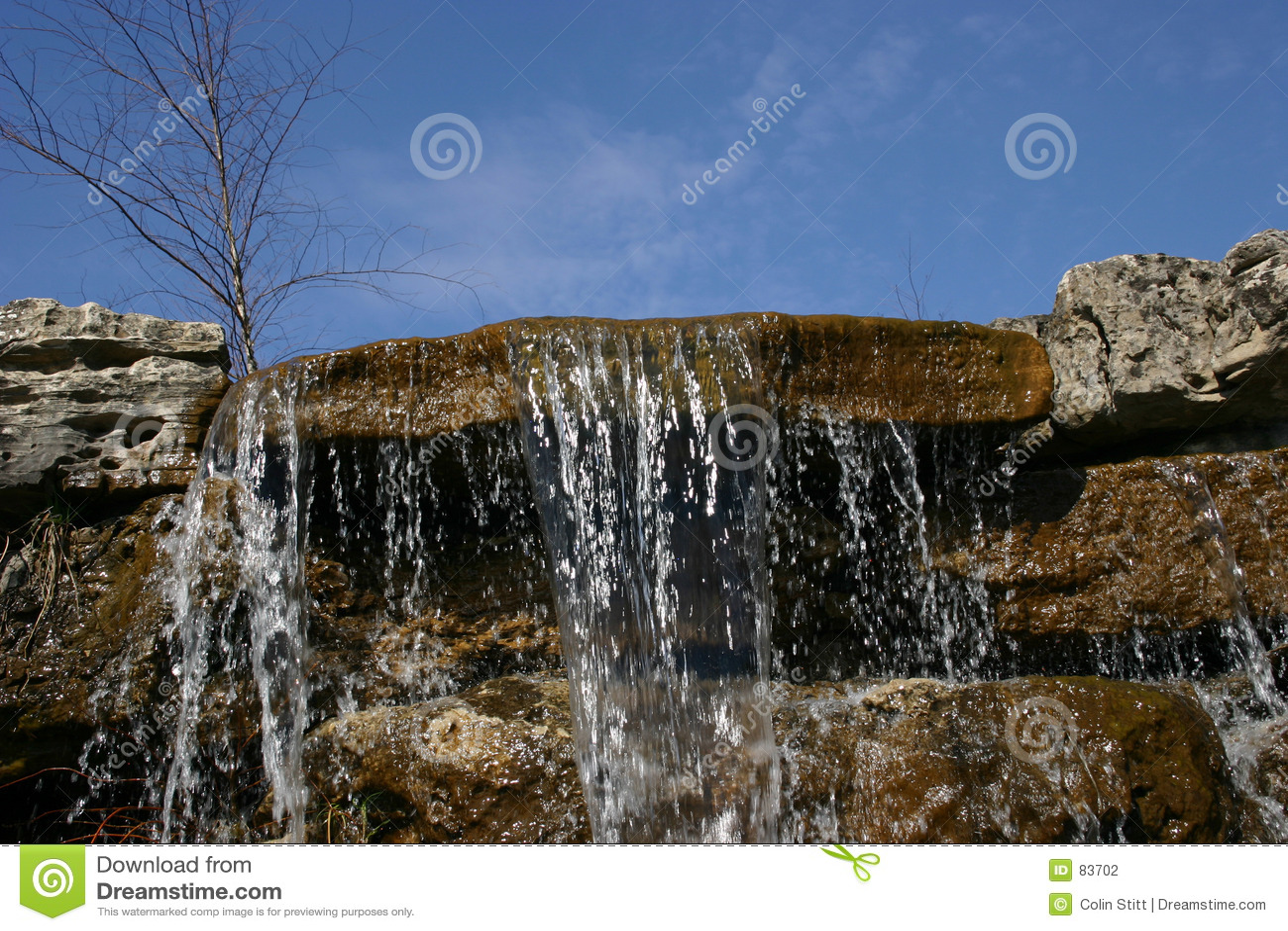 3 wodospadu