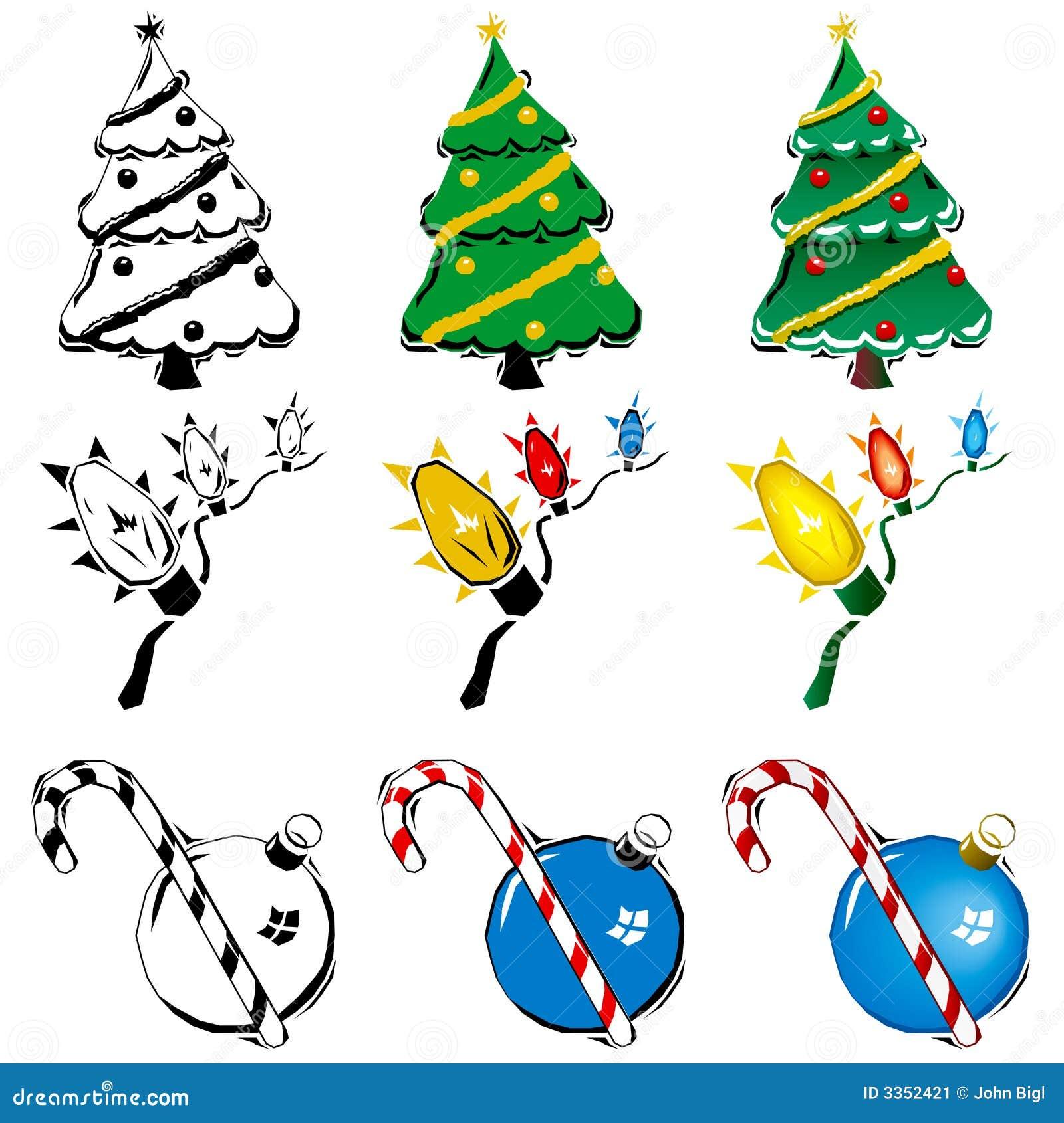 3 woodcuts do feriado