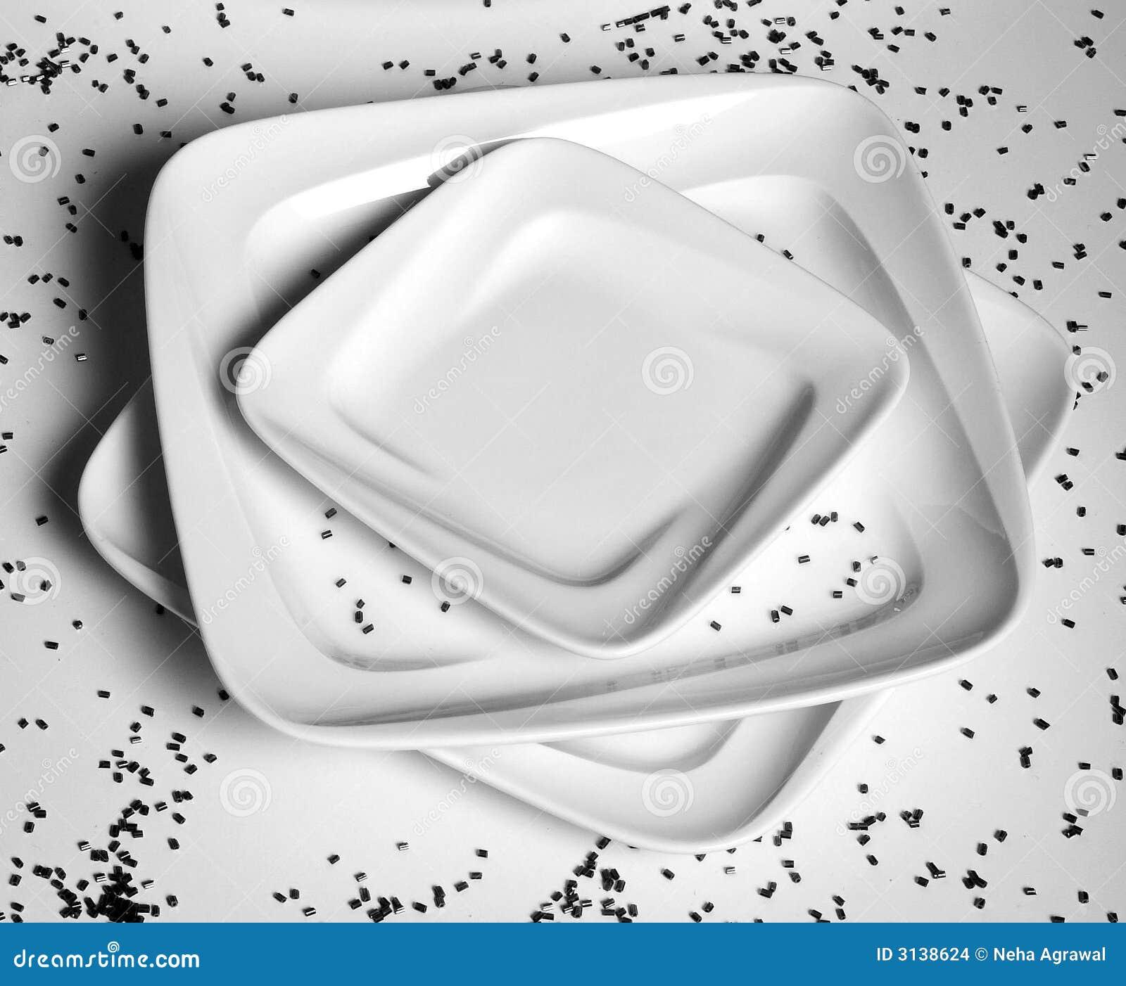 3 zolle a forma di del quadrato