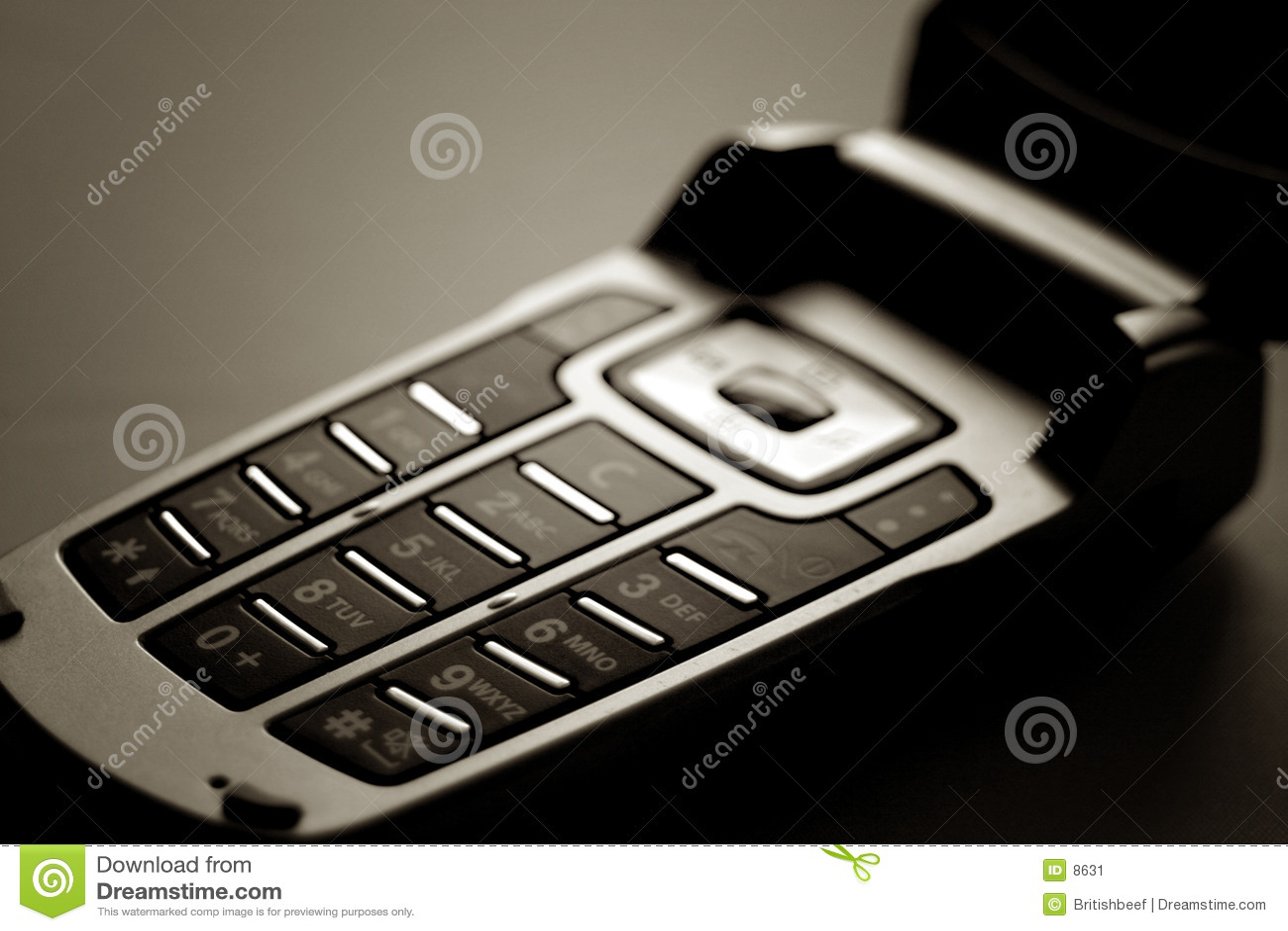 电池移动电话
