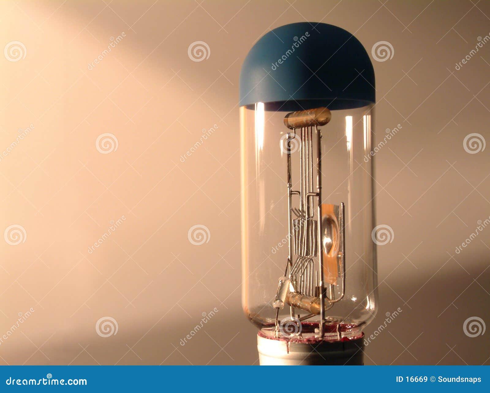 电灯泡放映机