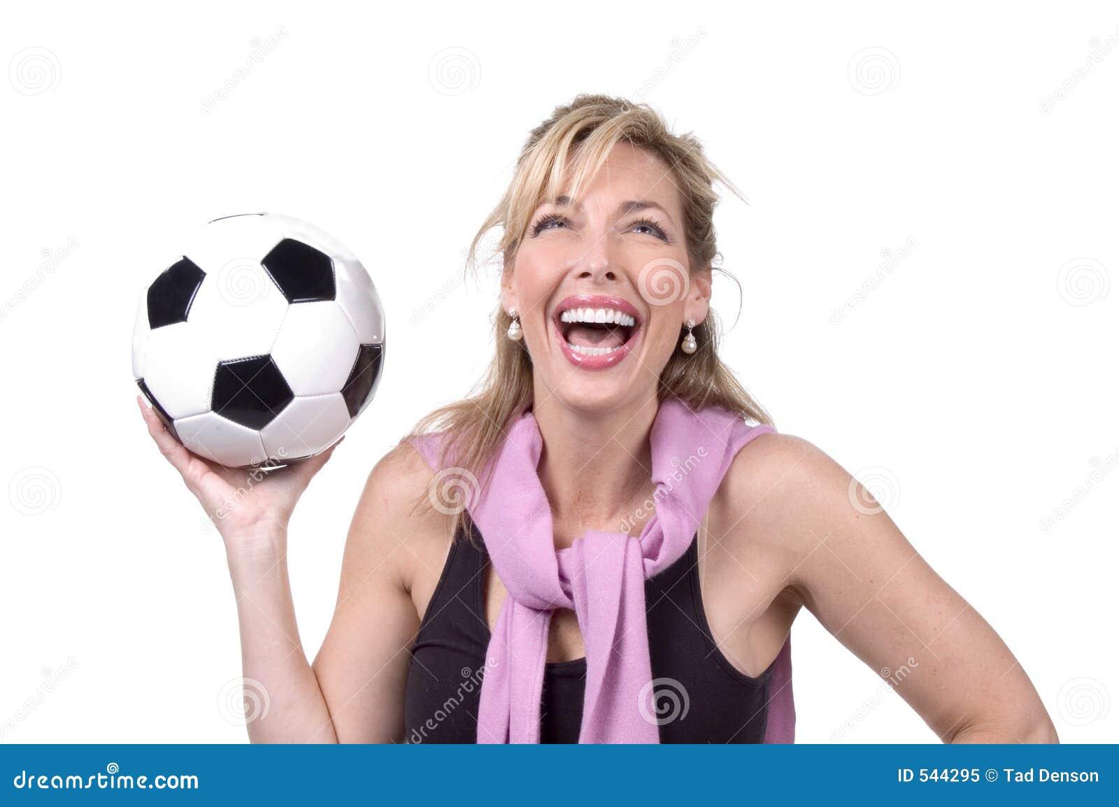 outdoors Soccer mom