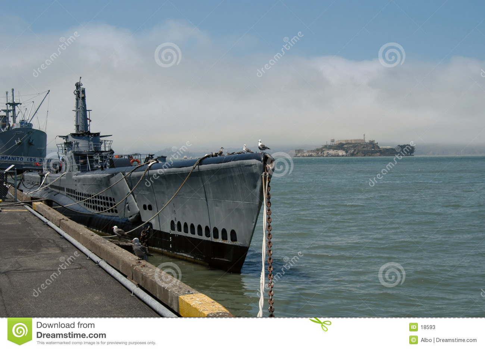 美国潜水艇