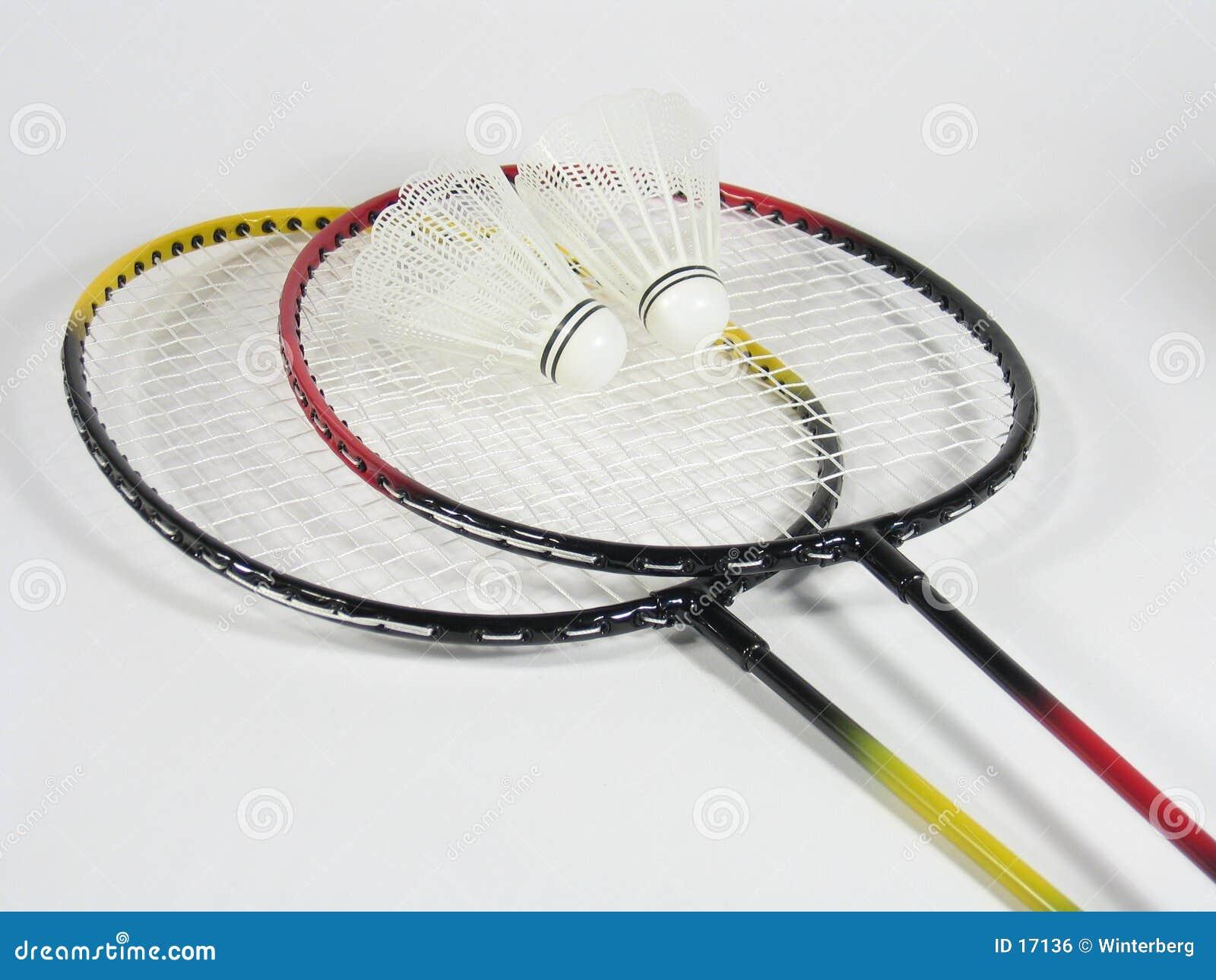 羽毛球我raquets