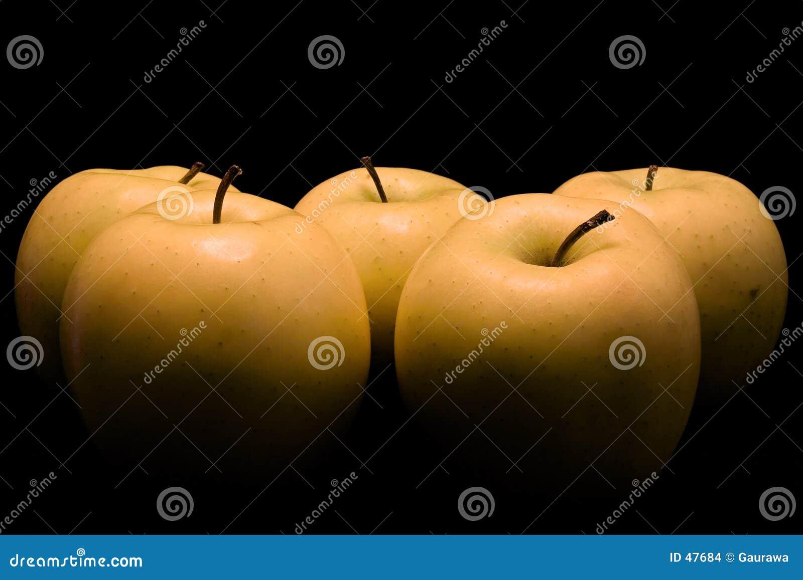 苹果点燃绘