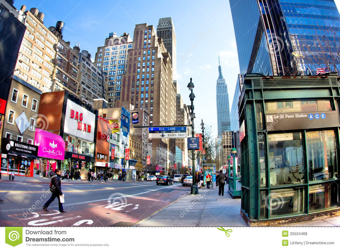 Sep 04, · 34th Street is one of New York City's main shopping areas with chain stores lining both shinobitech.cf the home of Macys Herald Square, which will always be a party of reminding us of the Miracle on 34th Street.4/4(51).