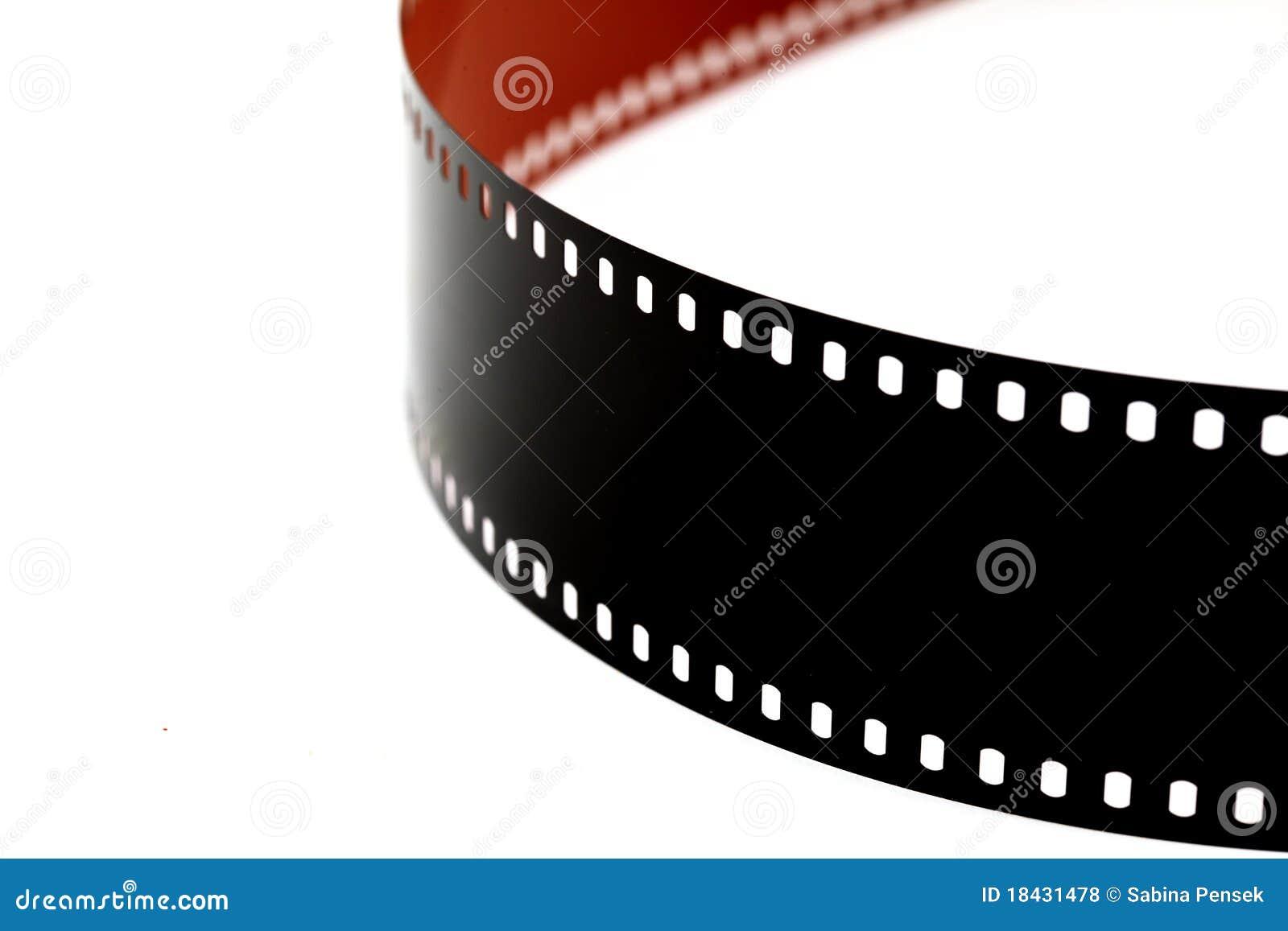 35 koloru filmu mm negatywny pasek