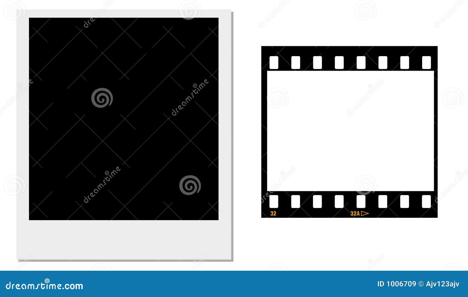 35 mm film ramy polaroid