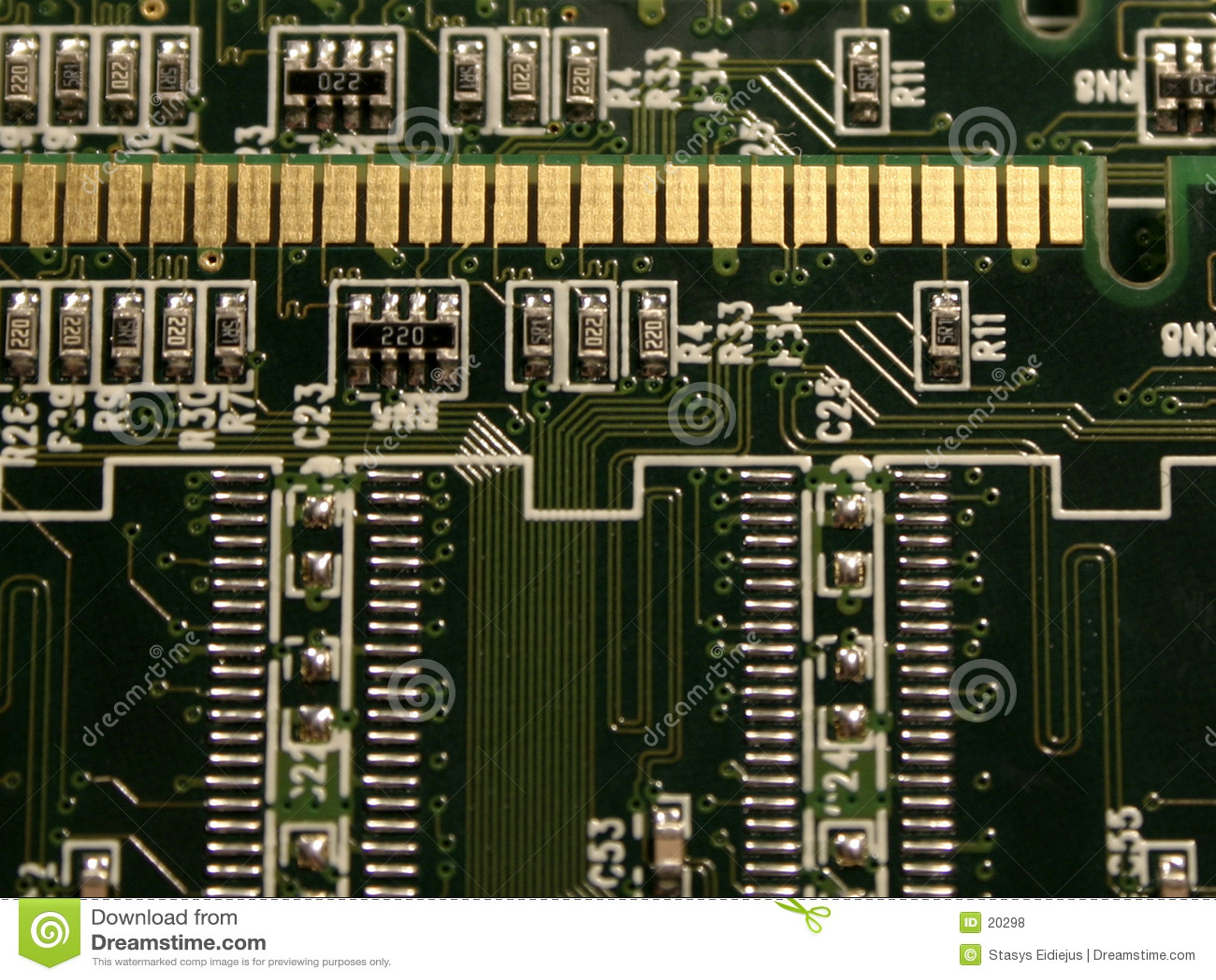 计算机ii内存模块