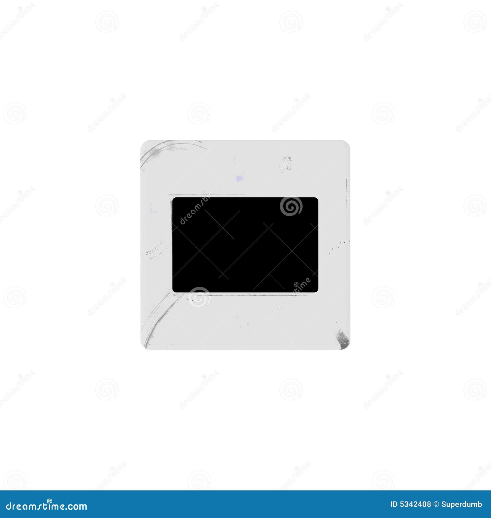 35mm diapositivgrunge