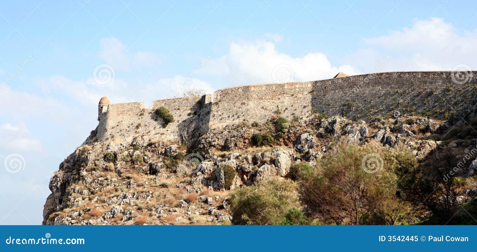 3667 fortezzaväggar