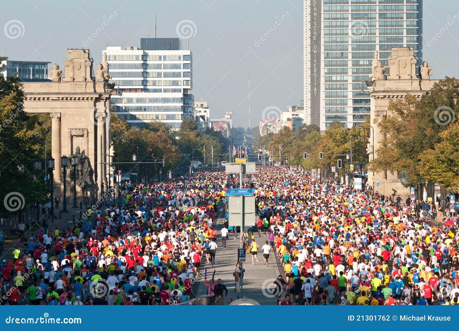 38. Maratón 2011 de Berlín