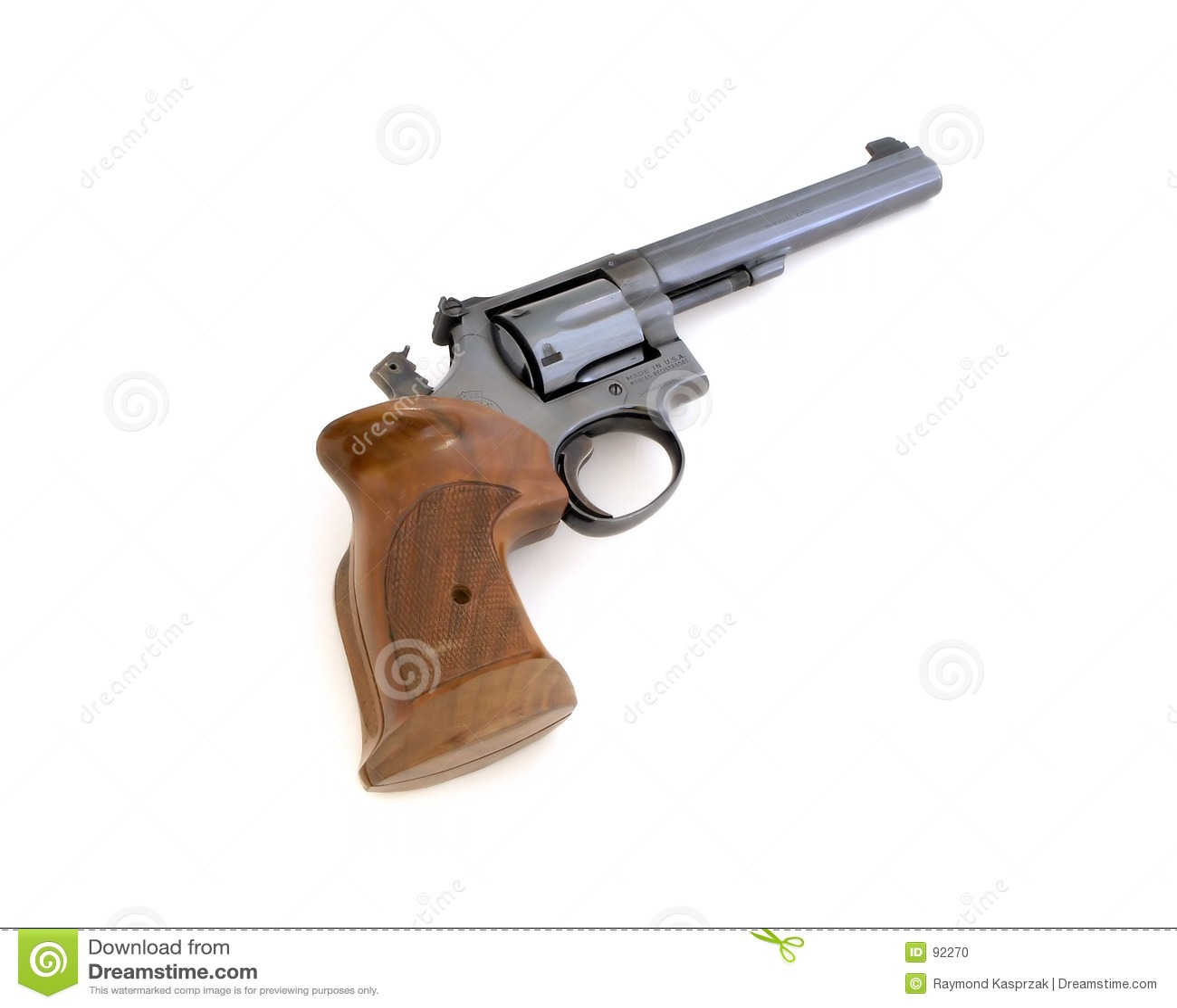 38 pistolet kalibru