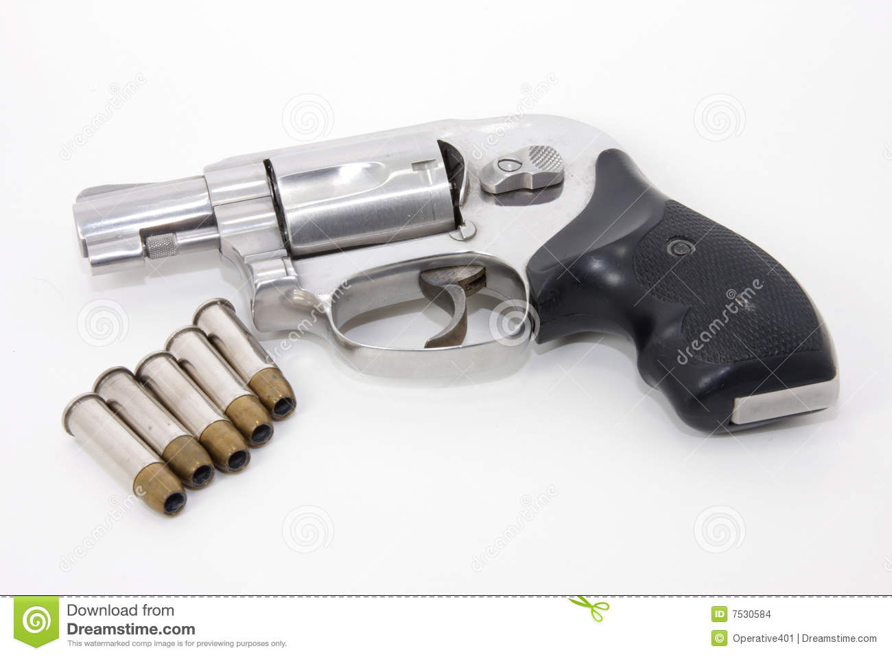 how to clean a 38 revolver