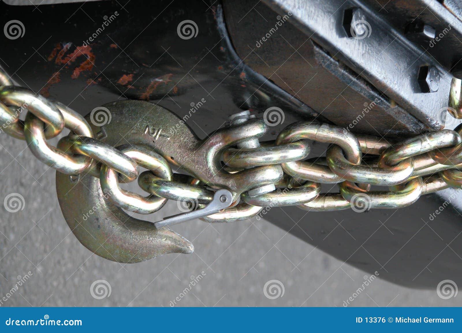 链异常分支