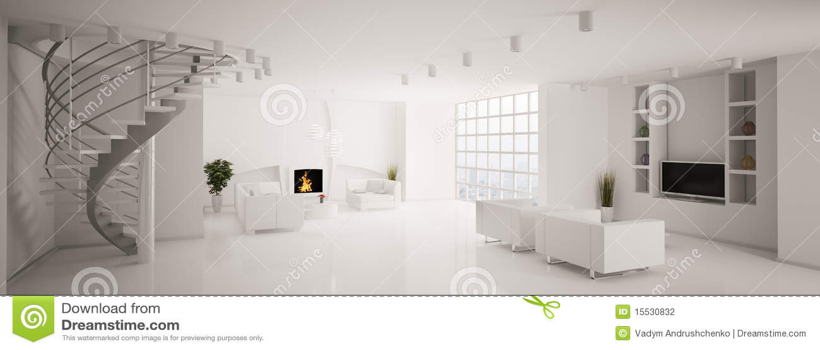 3d室内全景效果图