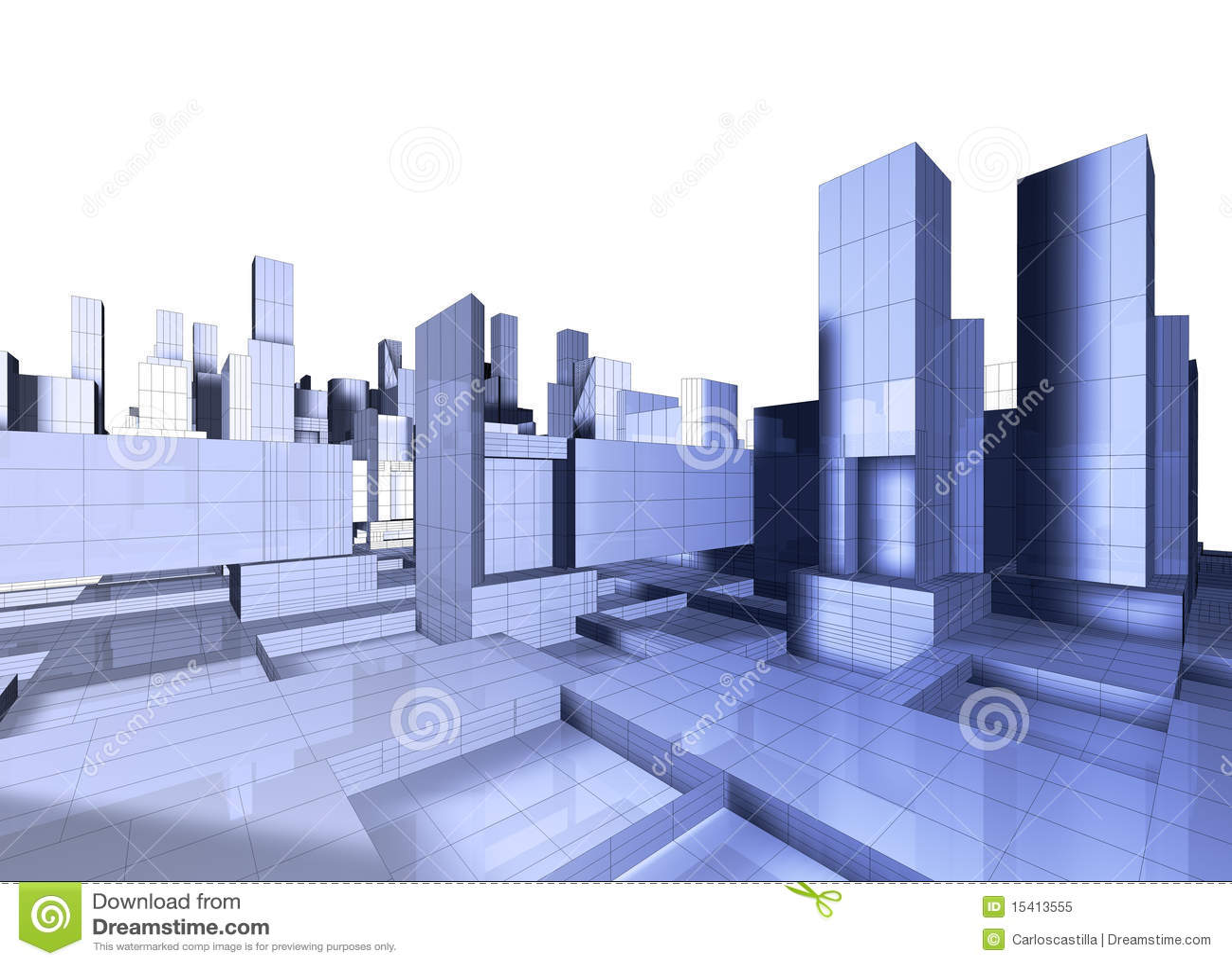 3d城市映射
