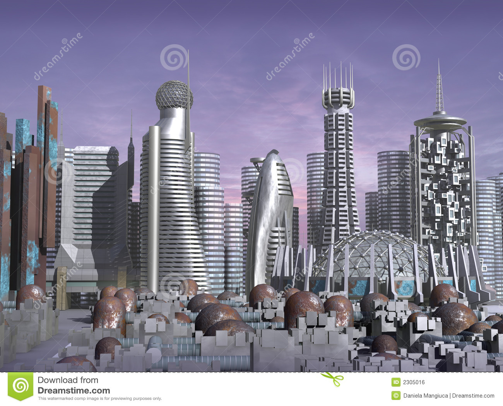 3d城市fi模型sci