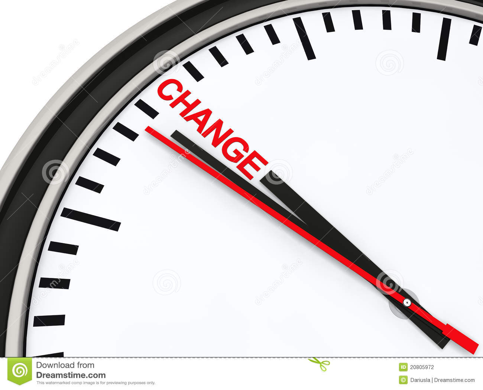 3d更改时钟时间