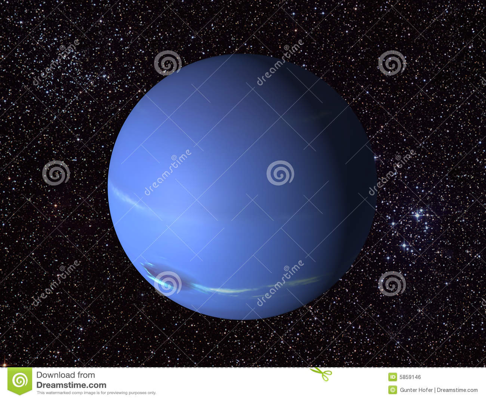 3d海王星