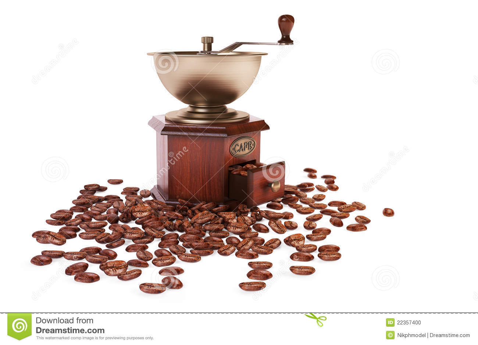 3d磨咖啡器回报