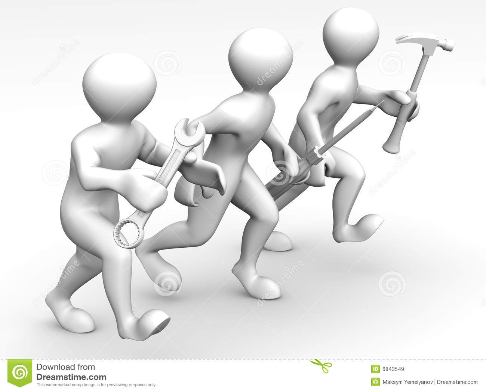 3d维修员三工具