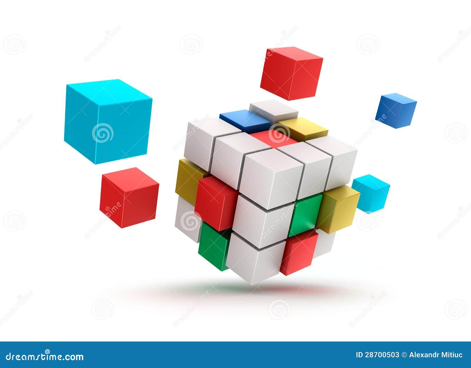 Abstract Logos Square Logos amp Cube Logos