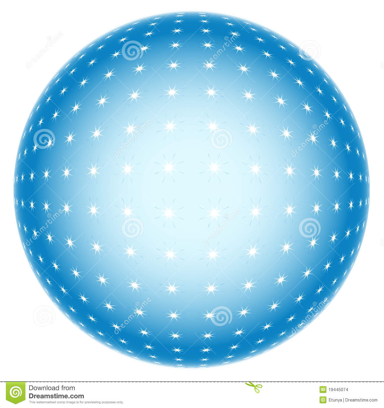 3d Abstract Sphere Stock Images Image 19445074