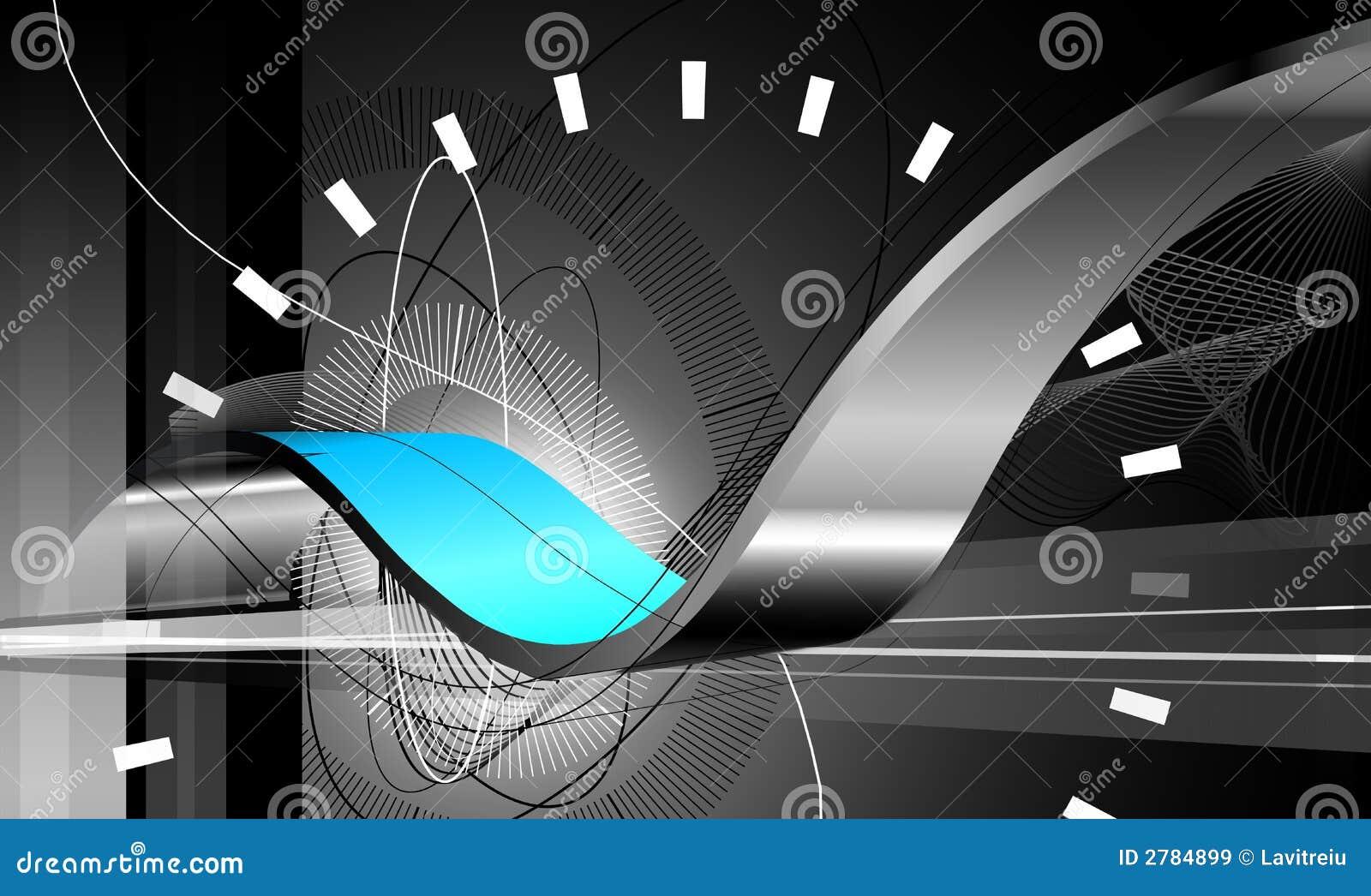 3d abstrakta tło