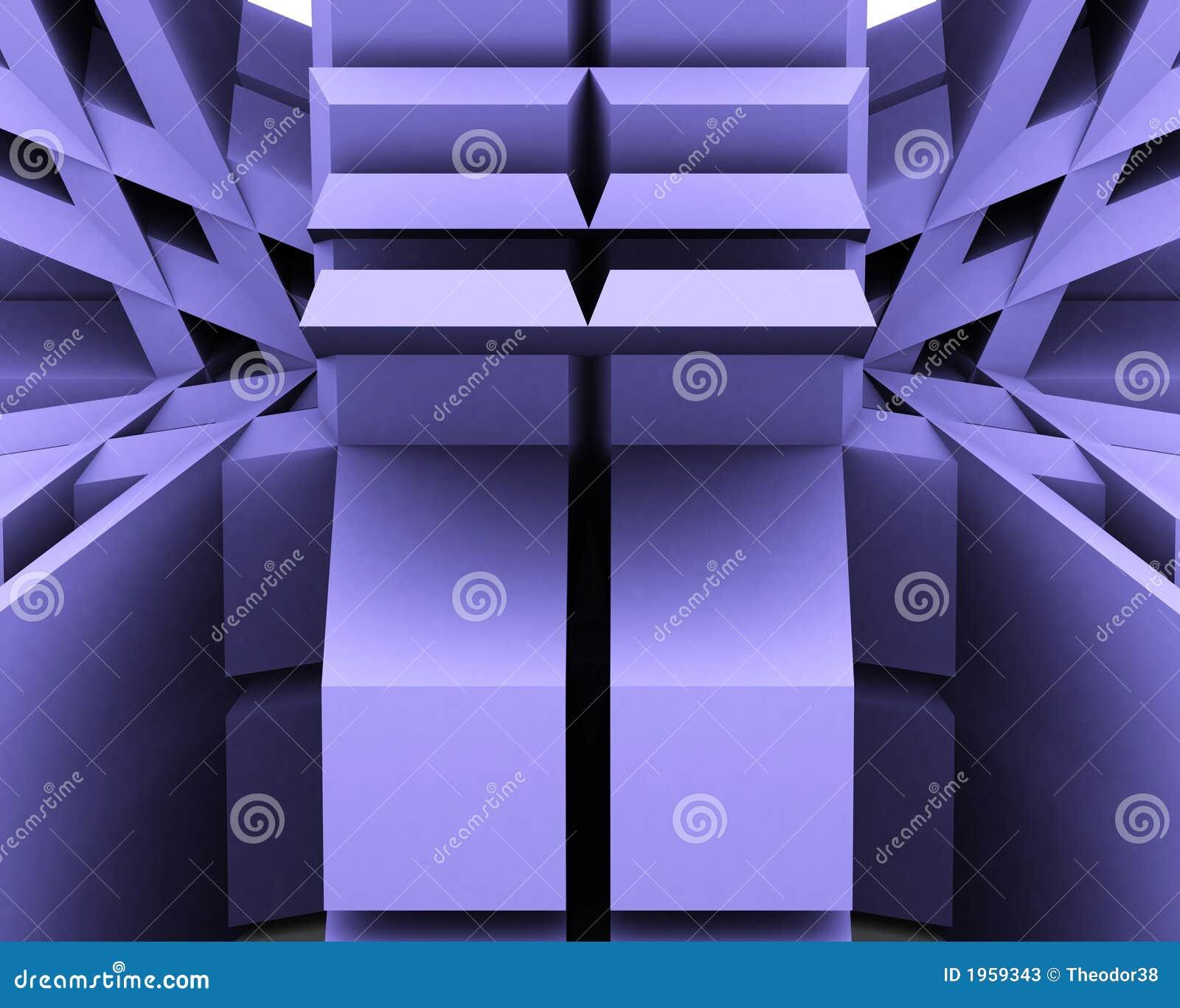 3d achtergrond