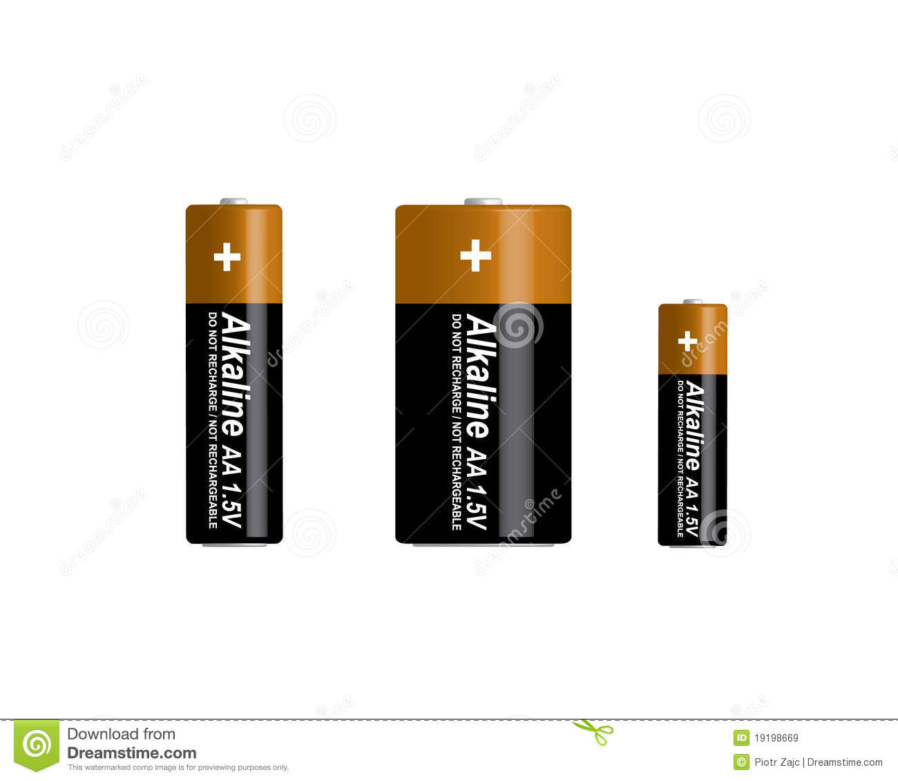 Alkaline batteries: what they are 14