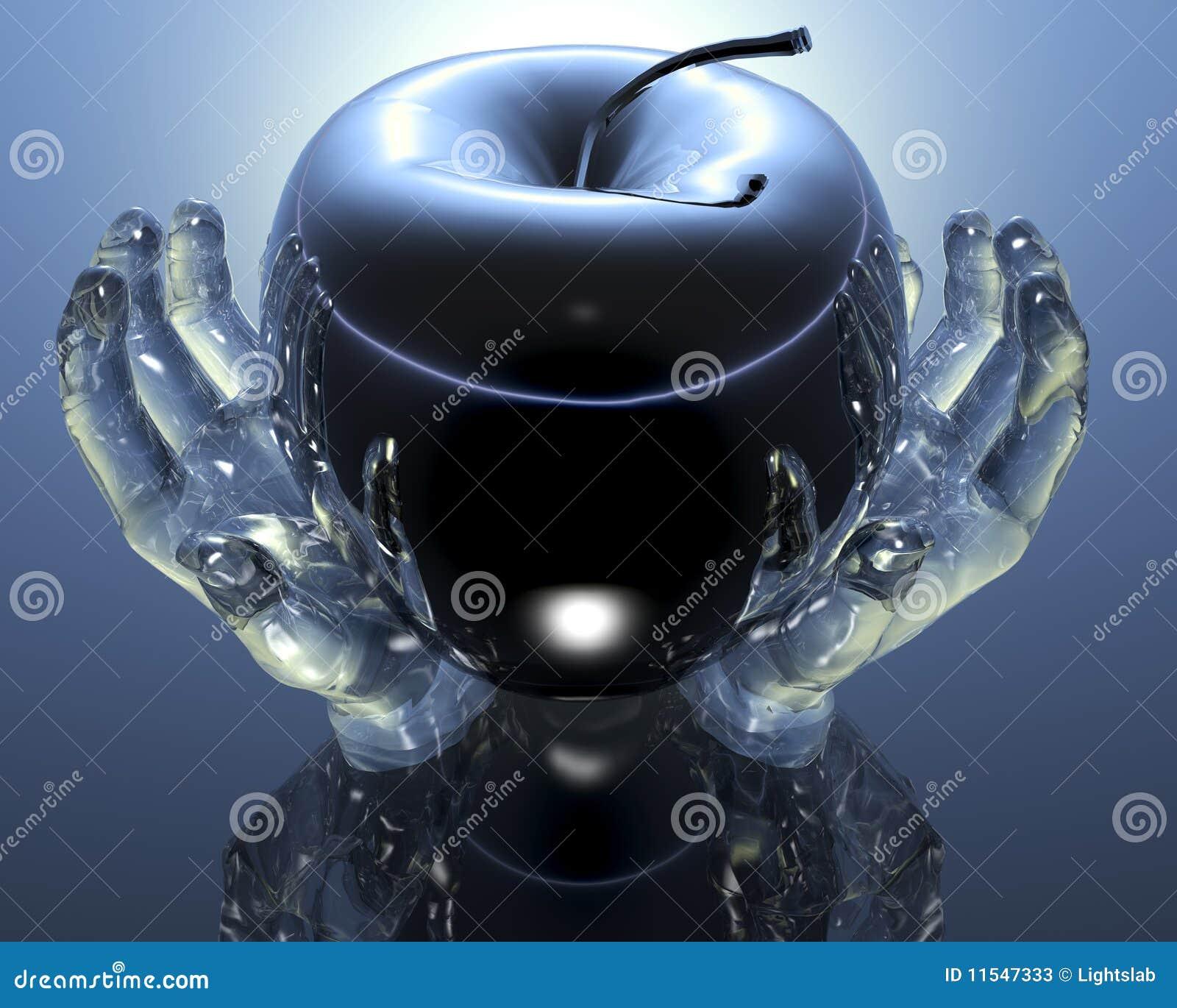3d apple stock illustration image of natural direction for 3d raumgestaltung mac