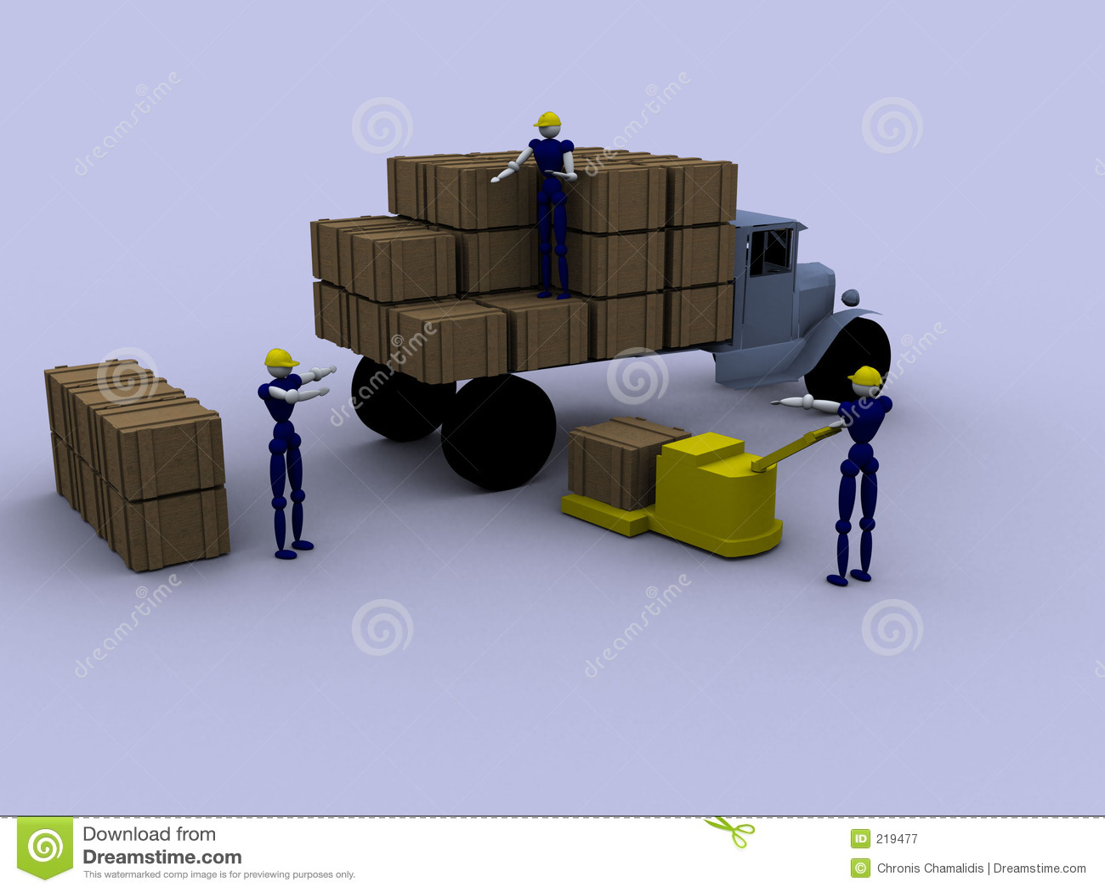 3d Arbeiders