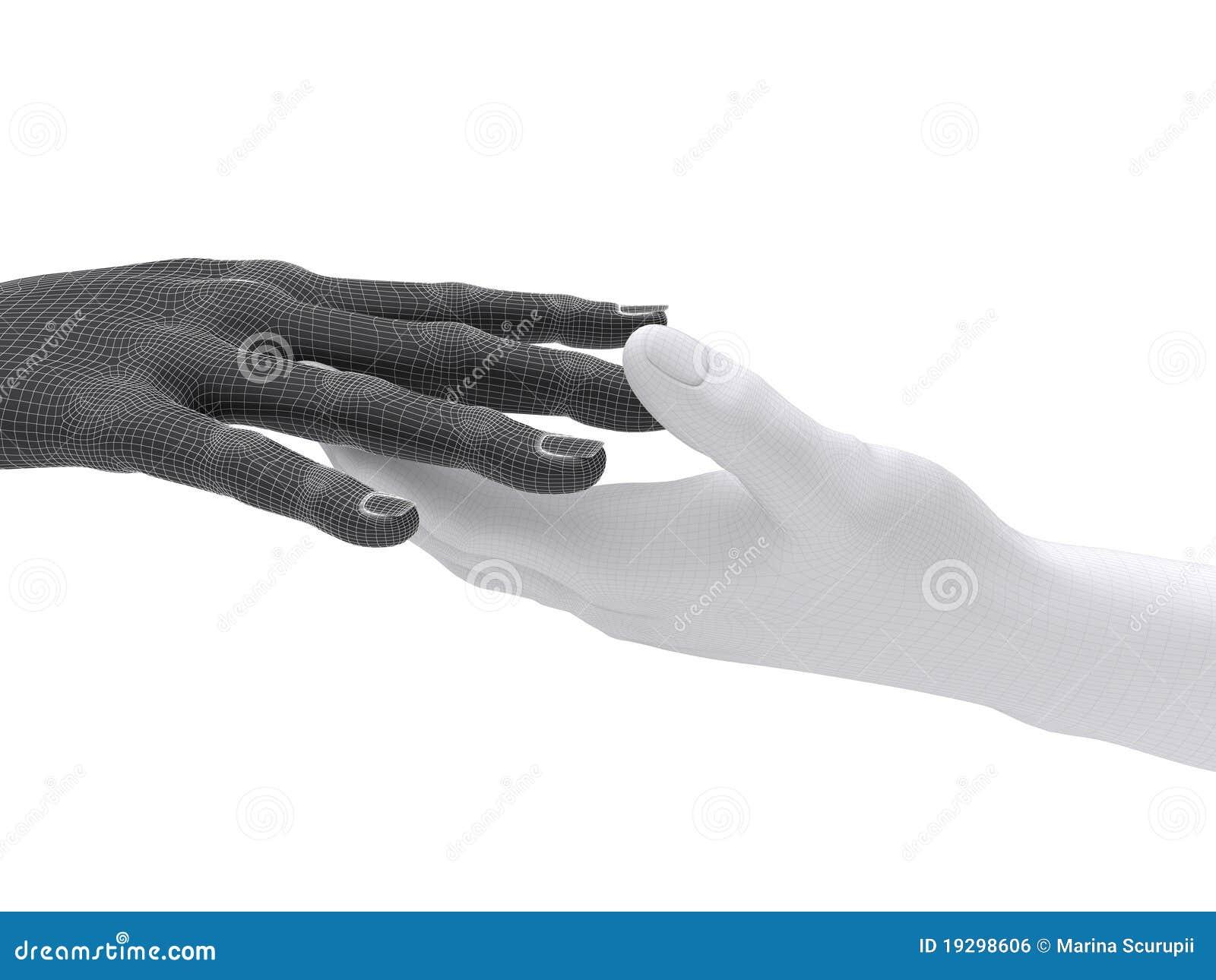 3d arms yang yin
