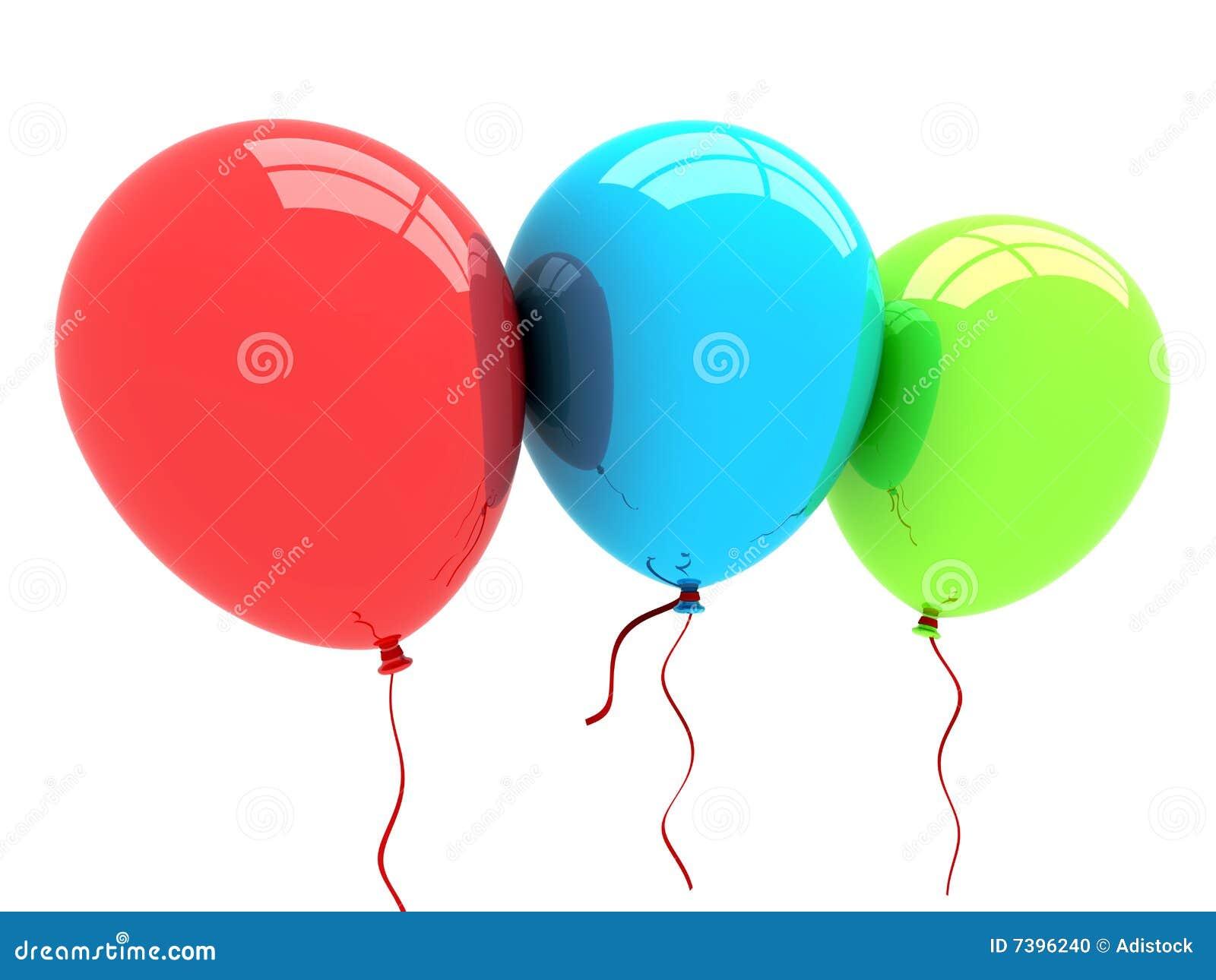 3d balonu przyjęcie