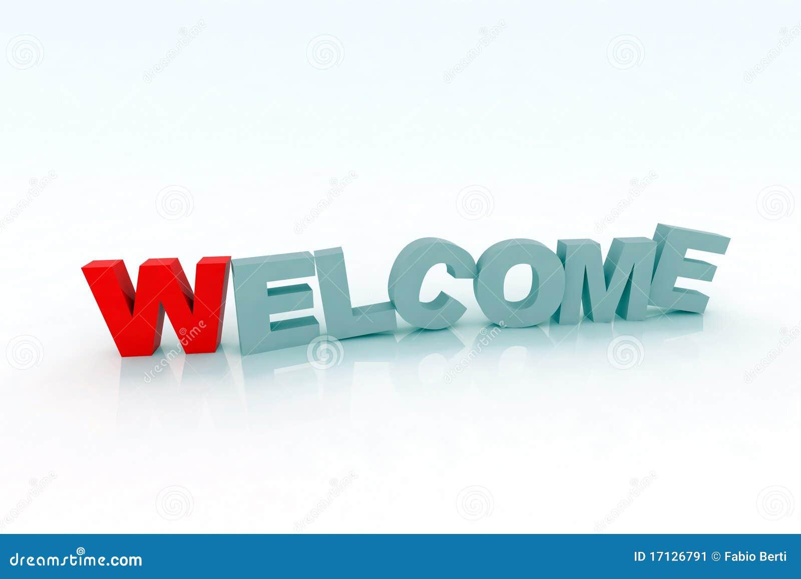 3d bienvenu