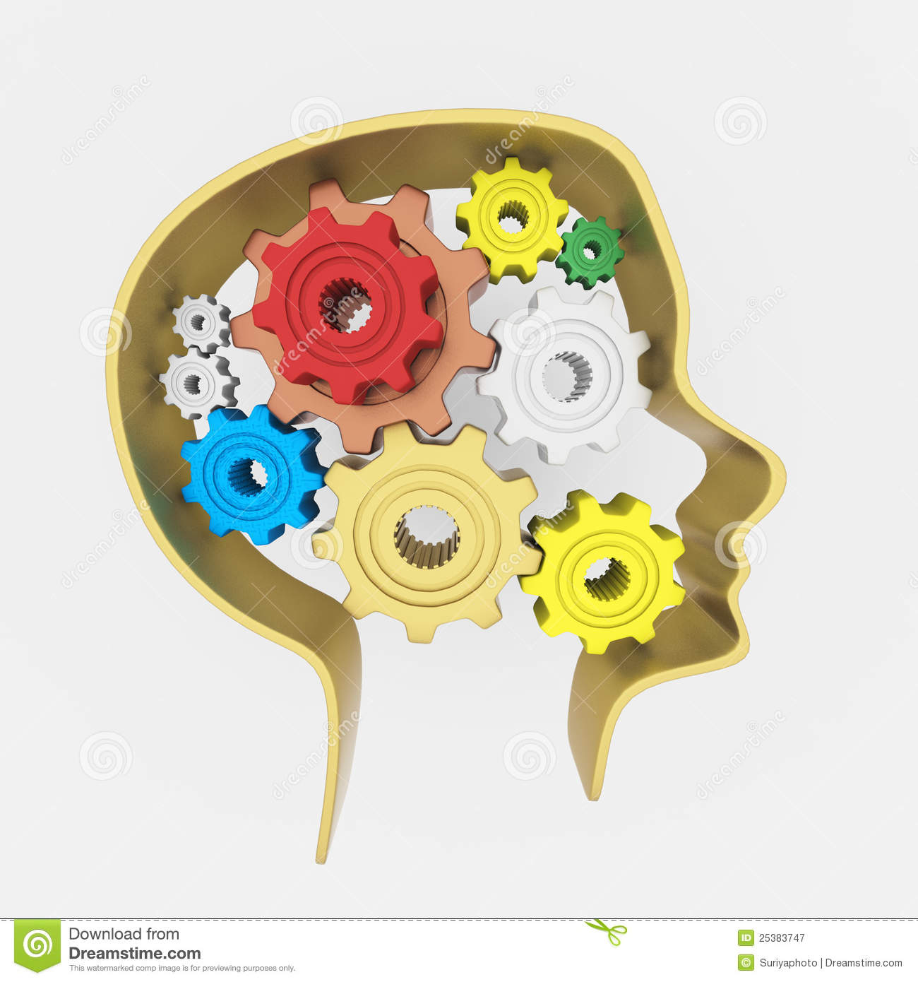how is the human brain hardwired critical thinking