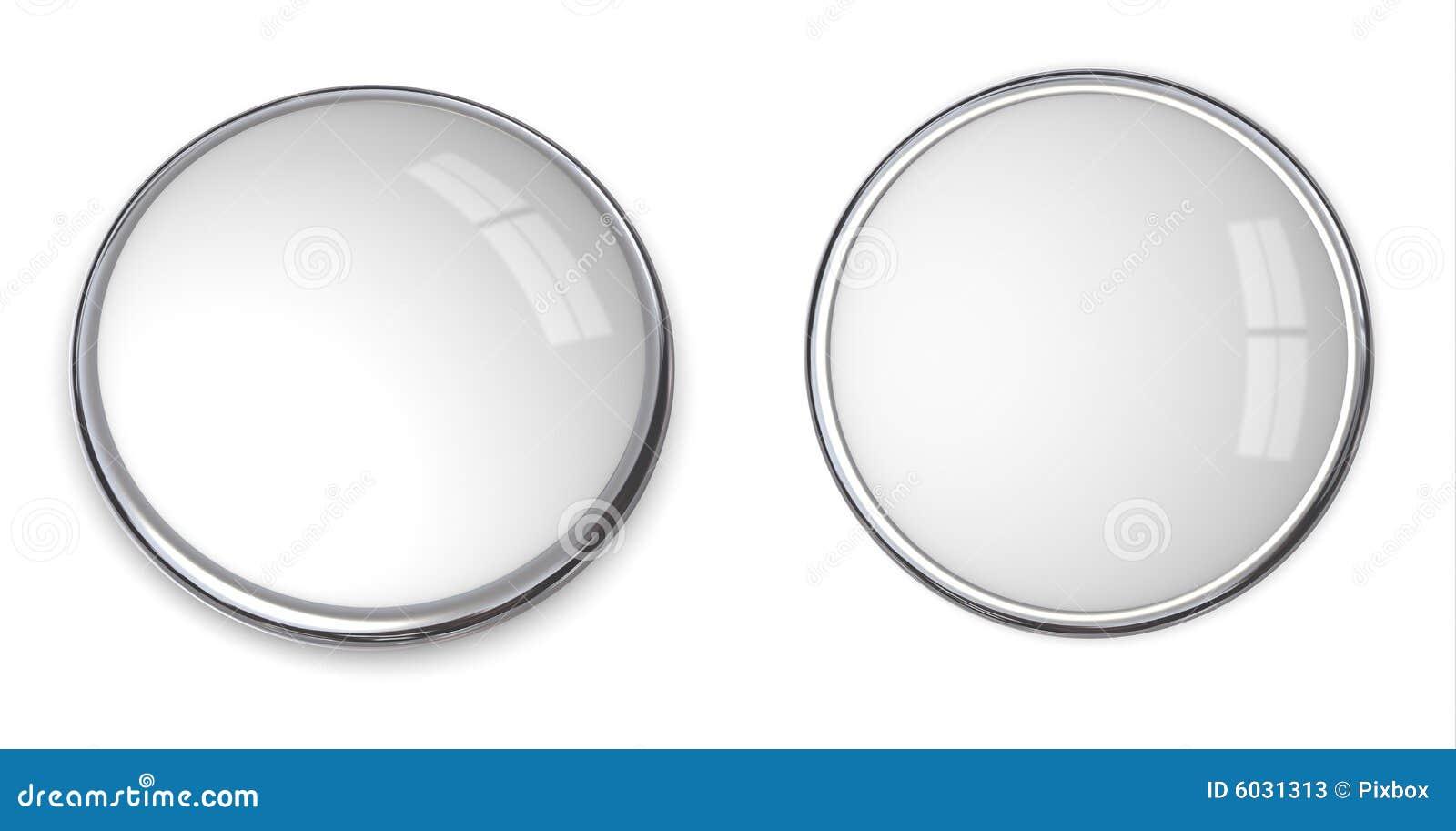 design a button template free - 3d button template 2 views stock photos image 6031313