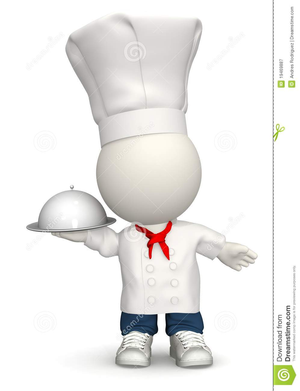 how to get a job as a chef