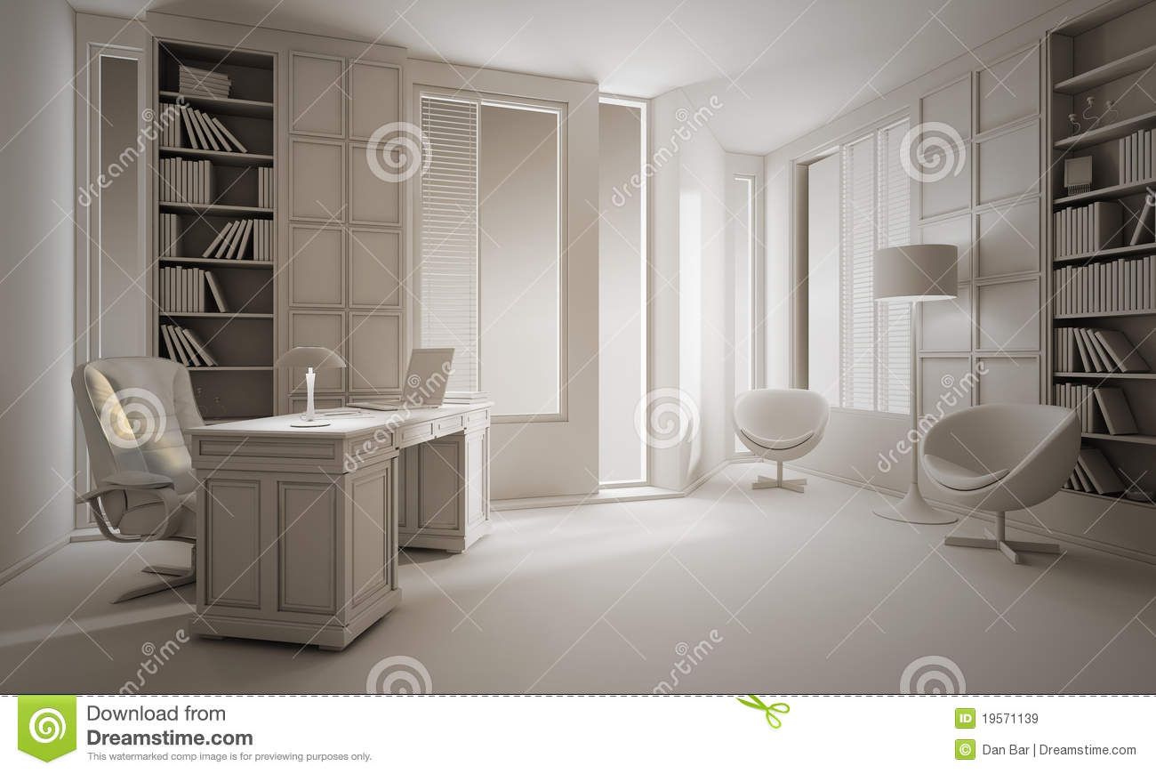 Design Interior Luxury Office
