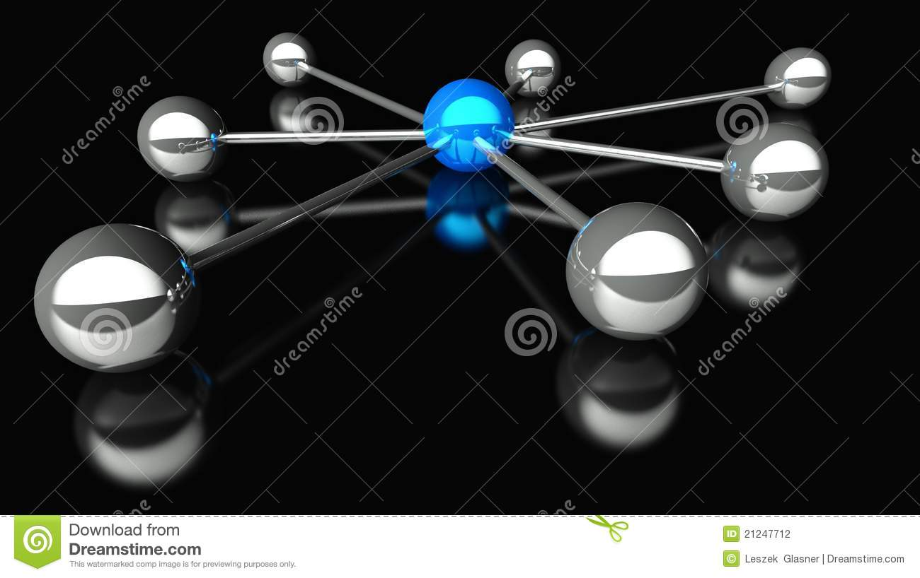 3d conception of network and communication stock for Conception 3d