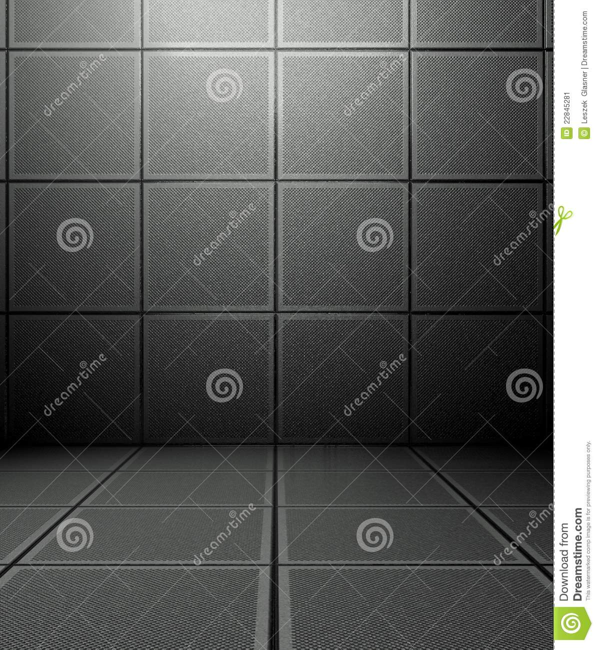 3d concrete or metal tiles stock image image 22845281 for 3d concrete tiles