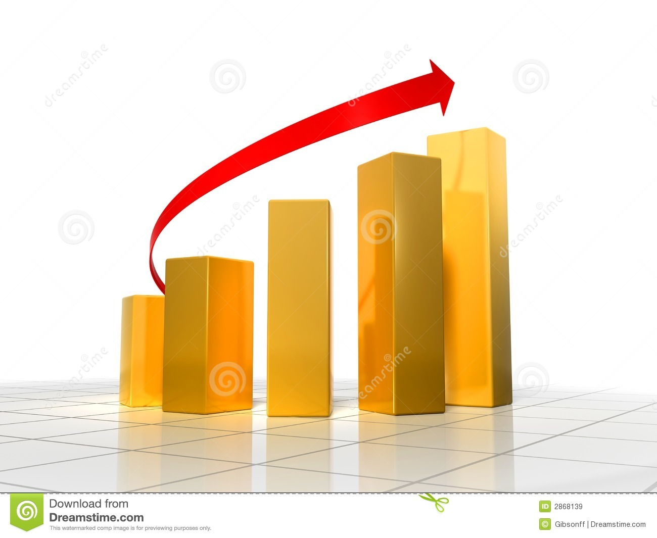 3d Diagram Royalty Free Stock Images Image 2868139