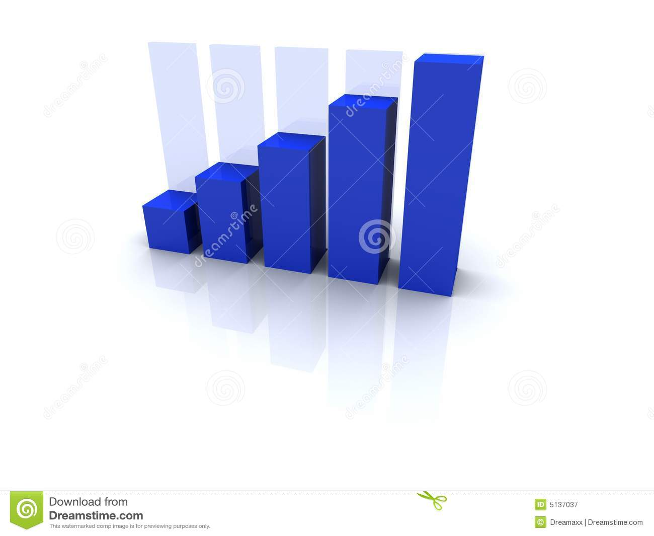3d Diagram Royalty Free Stock Photography Image 5137037